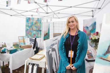 Kentuck Studio Artist Noelle Mercurio -