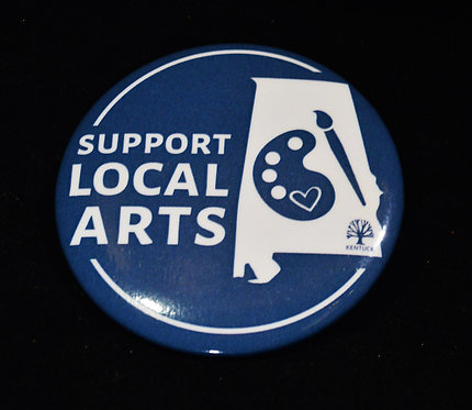 Support Local Arts Button