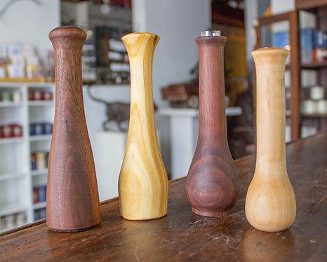 Bud Vases-Chestnut & Hemlock