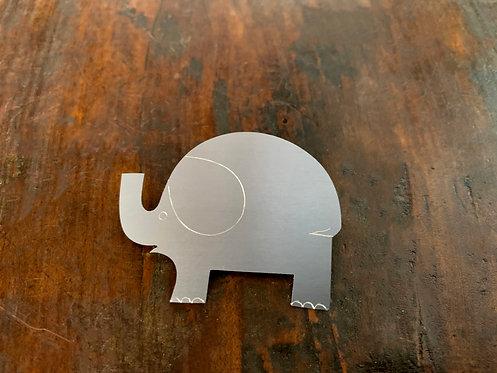 Elephant Pin-Celia O'Kelley