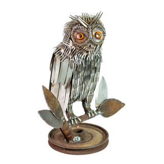 """Gives a Hoot!"" by Josh Price"