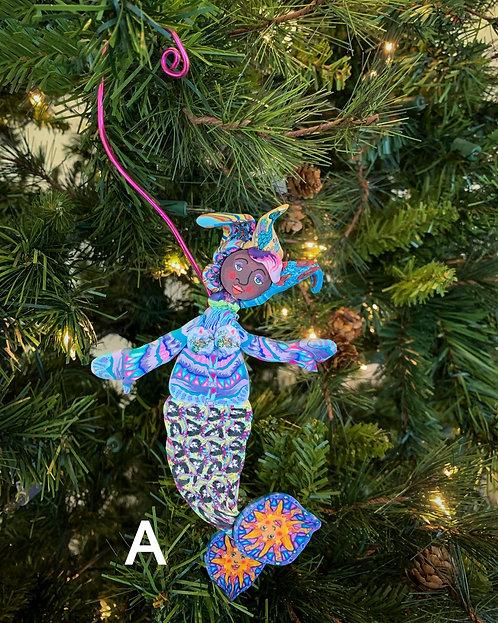 Mermaid Ornaments-Layl McDill