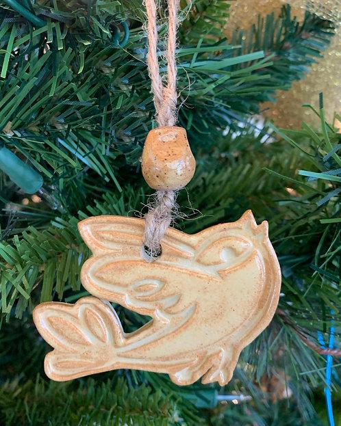 Dove Ornament-Carol Lammon