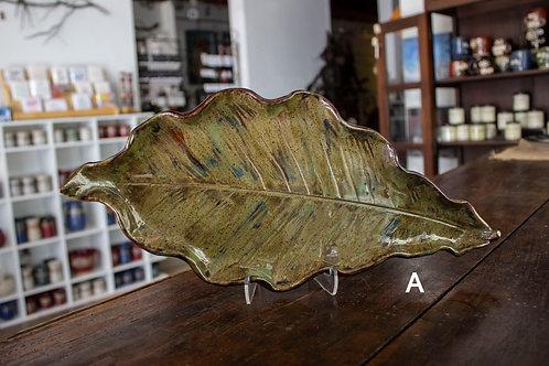 Leaf Platter-Carol Lammon