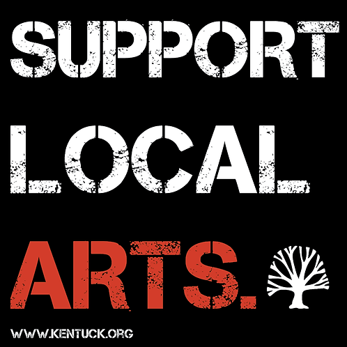 Support Local Arts Magnet
