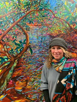 Lydia Randolph at Kentuck Art Center
