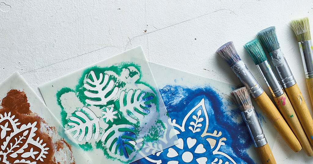 Stencils with paint brushes.jpg