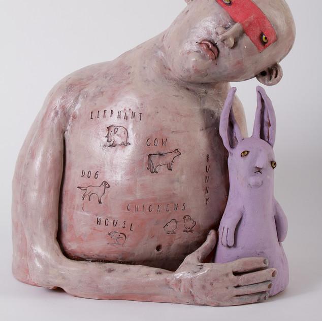 """""""Elephant"""" by Denise Greenwood Loveless"""