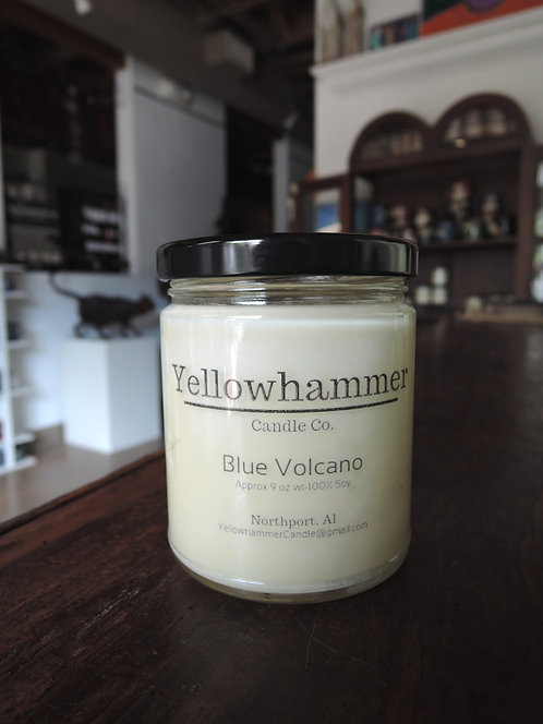 Locally Made Soy Candles-Yellowhammer Candle Co.
