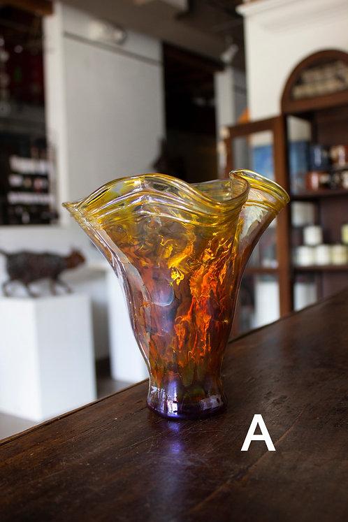Glass Vases - Sam Cornman