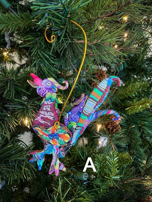 Bird Ornaments-Layl McDill