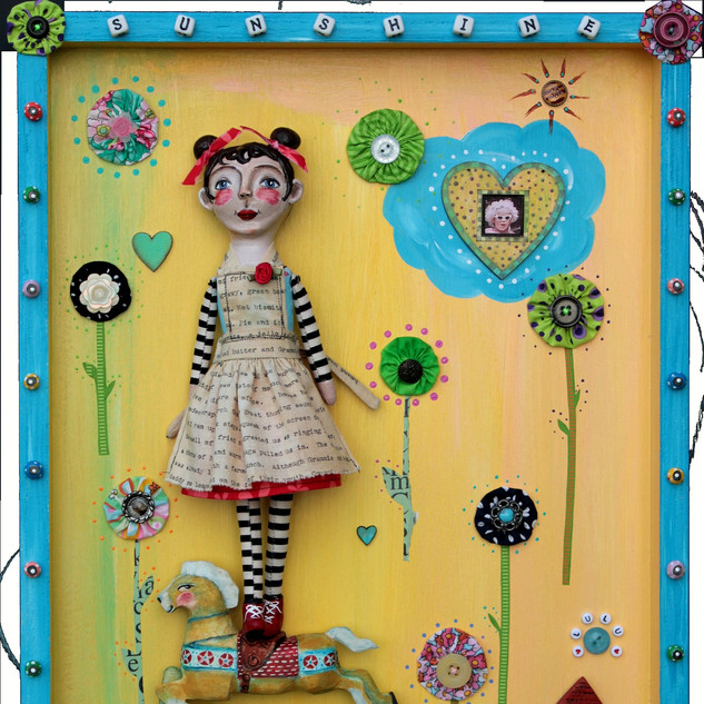 """Sunshine Lemonade"" by Lulu Moonwood Murakami"