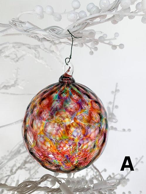 Honeycomb Ornaments-Chris McCarthy