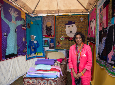 Meet the Artist: Yvonne Wells