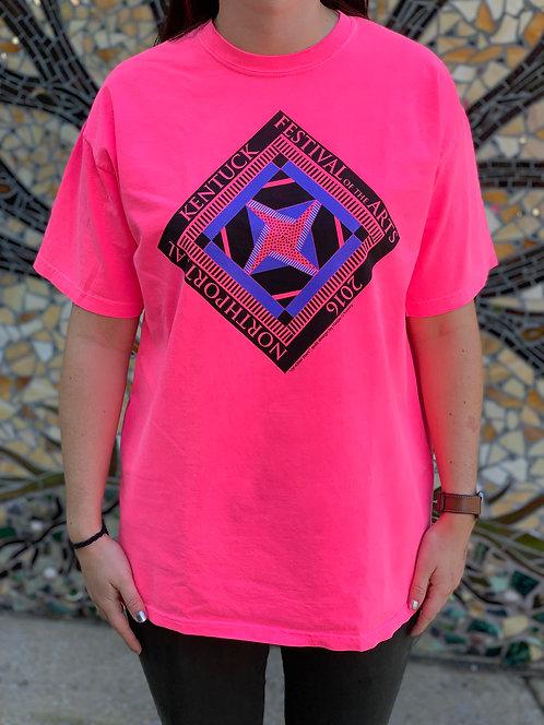 2016 Festival Quilt T-Shirt