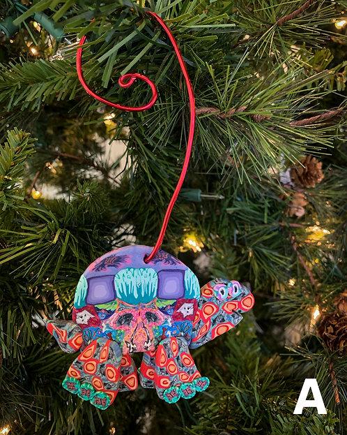 Turtle Ornaments-Layl McDill