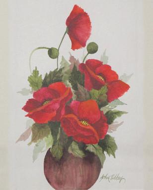 John Tilley, Northpot Alabama Watercolorist