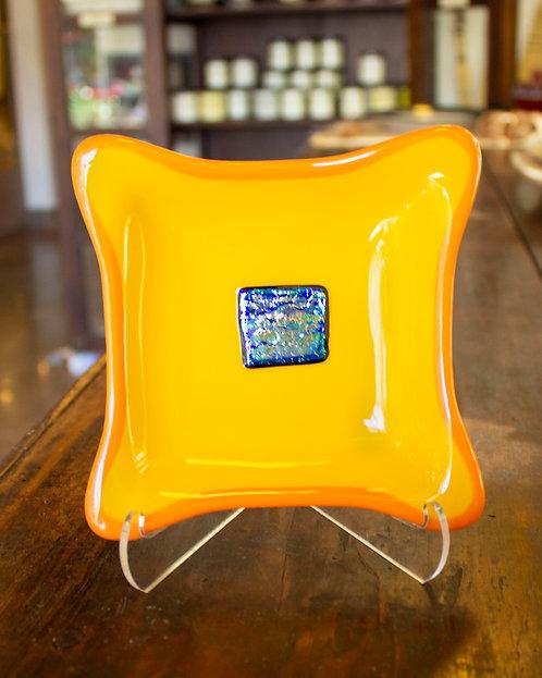 Dichroic Glass Candy Dish - Joni Esser-Stuart
