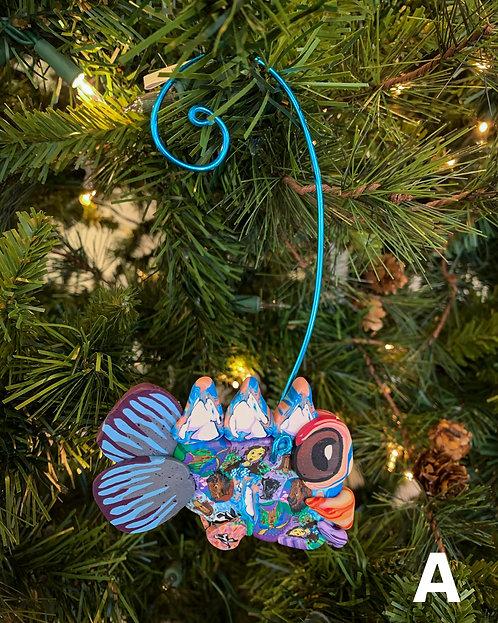Fish Ornaments-Layl McDill