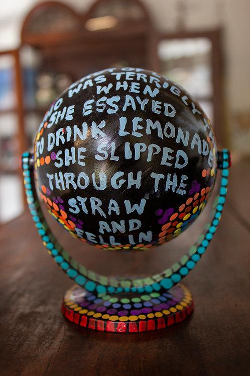 Poem Ball - Elayne Goodman