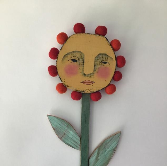 """""""Wall Flower"""" by Darrell Ezekiel"""