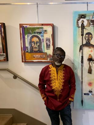 Athlone Clarke at Kentuck Art Center