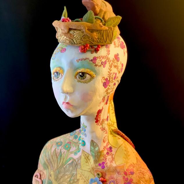 """Frog Princess"" by Robin Metz"