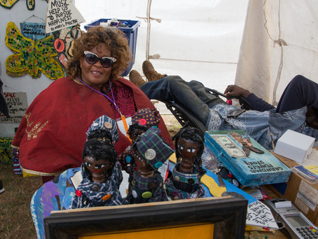 Meet The Artist: Missionary Mary Proctor