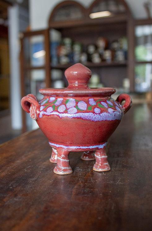4-Footed Jar-Jill Tortorella