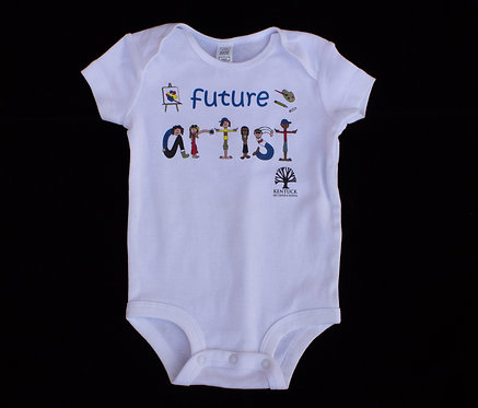 Future Artist Onesie