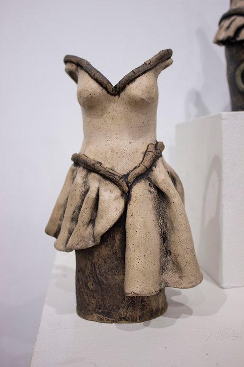 Dress Vase-Hayes Dobbins
