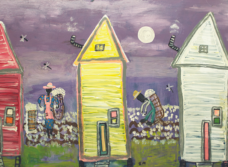 Meet The Artist: Ruth Robinson