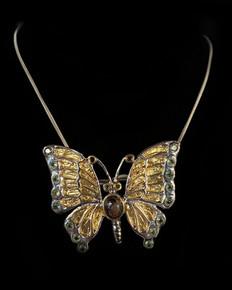 Black Opal Butterfly