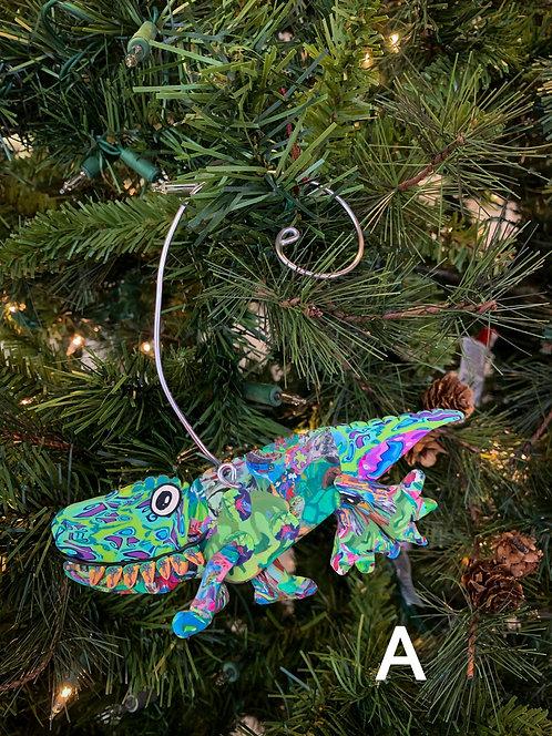Reptile Ornaments-Layl McDill