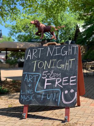 Kentuck Art Night 2021