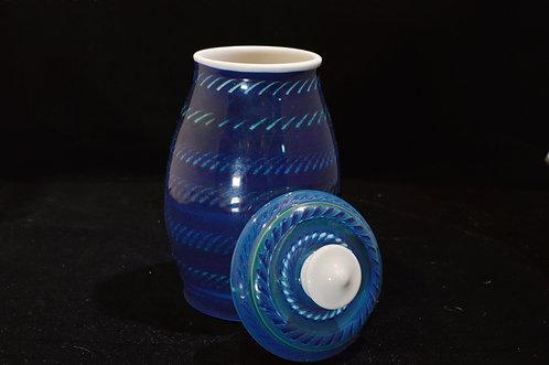 Porcelain Covered Jar-Adam Snyder