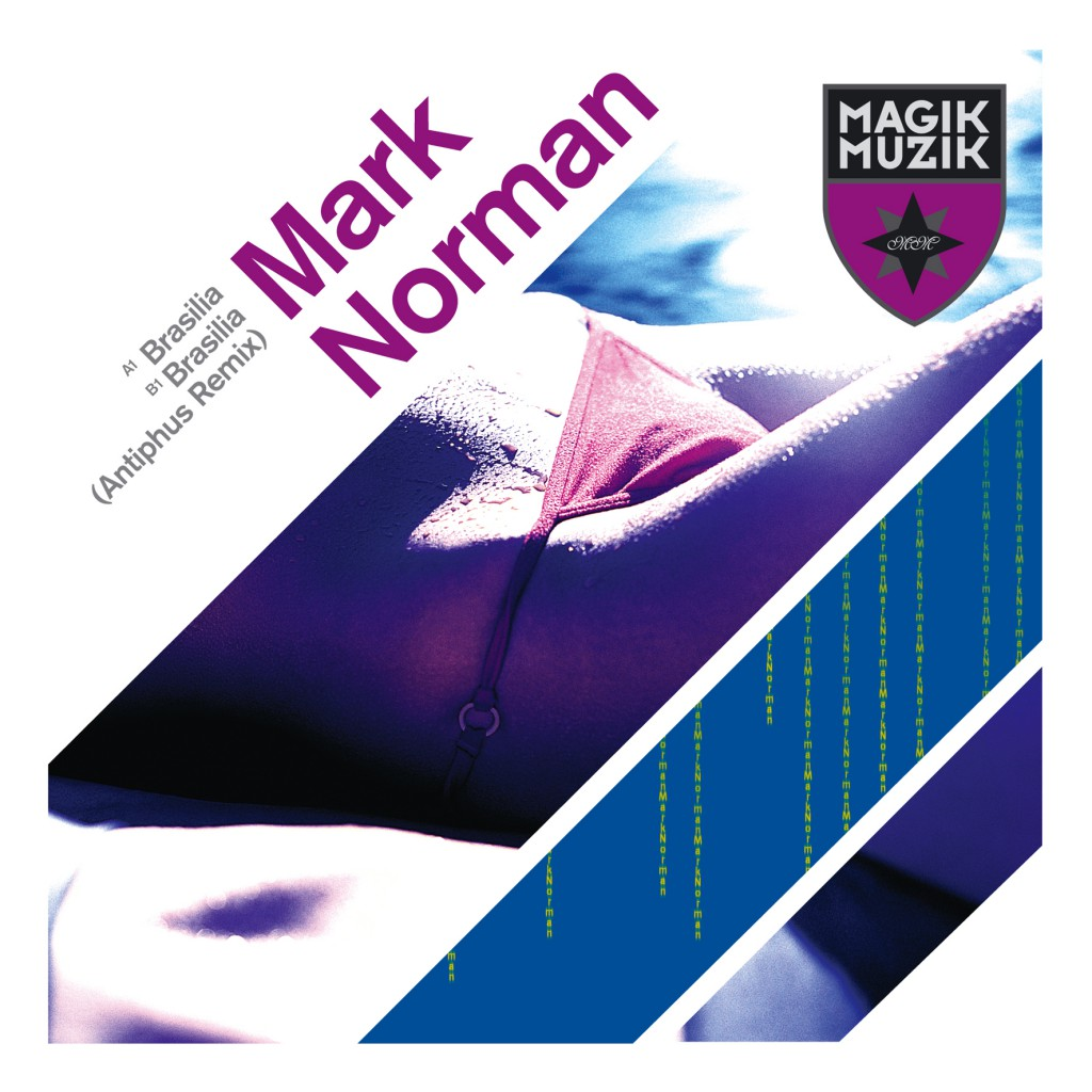 Mark Norman - Brasilia
