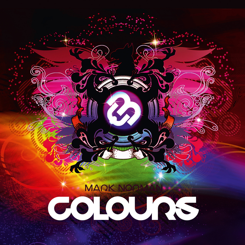 Mark Norman - Colours (album)