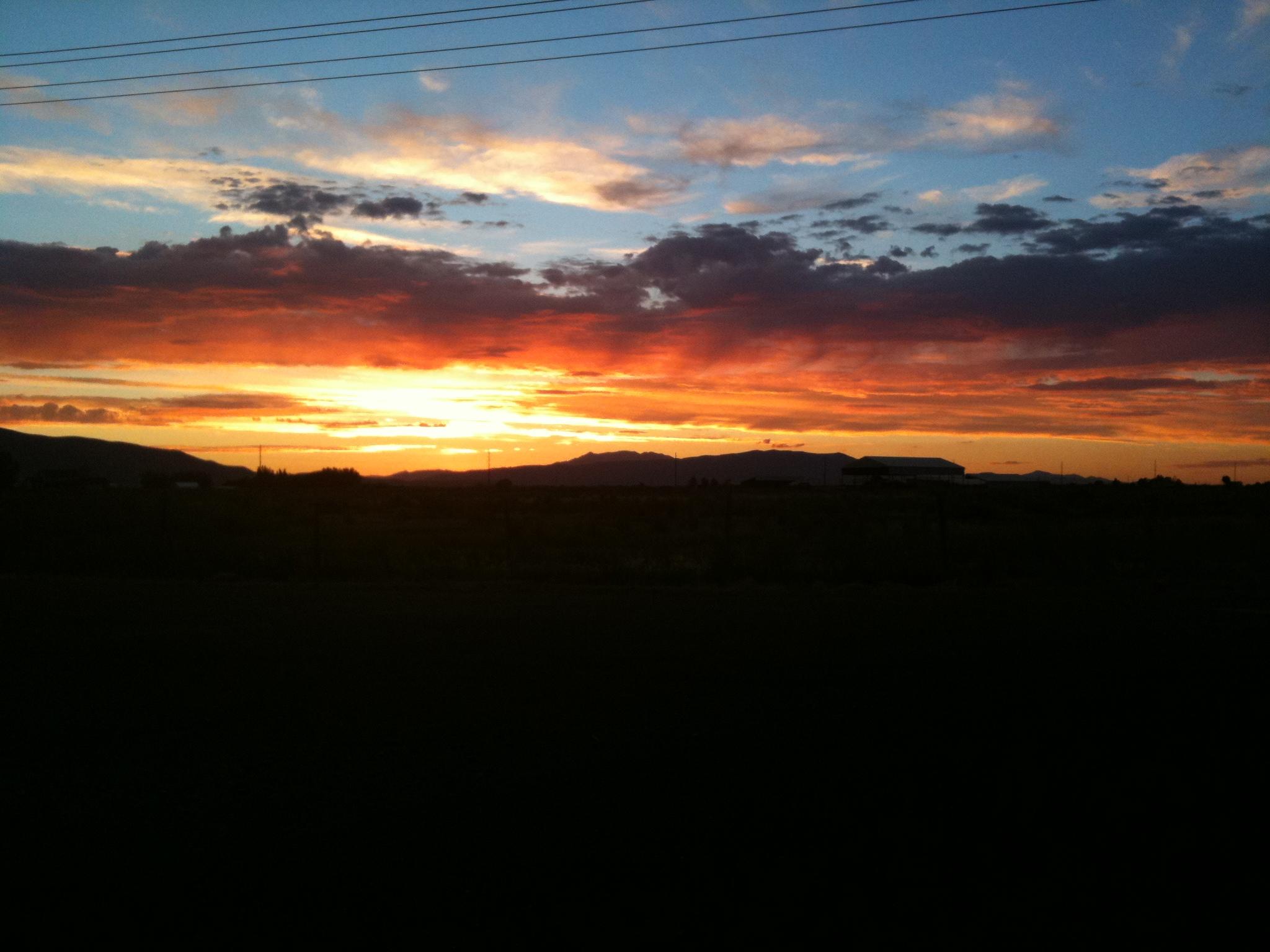 South Jordan Sunset
