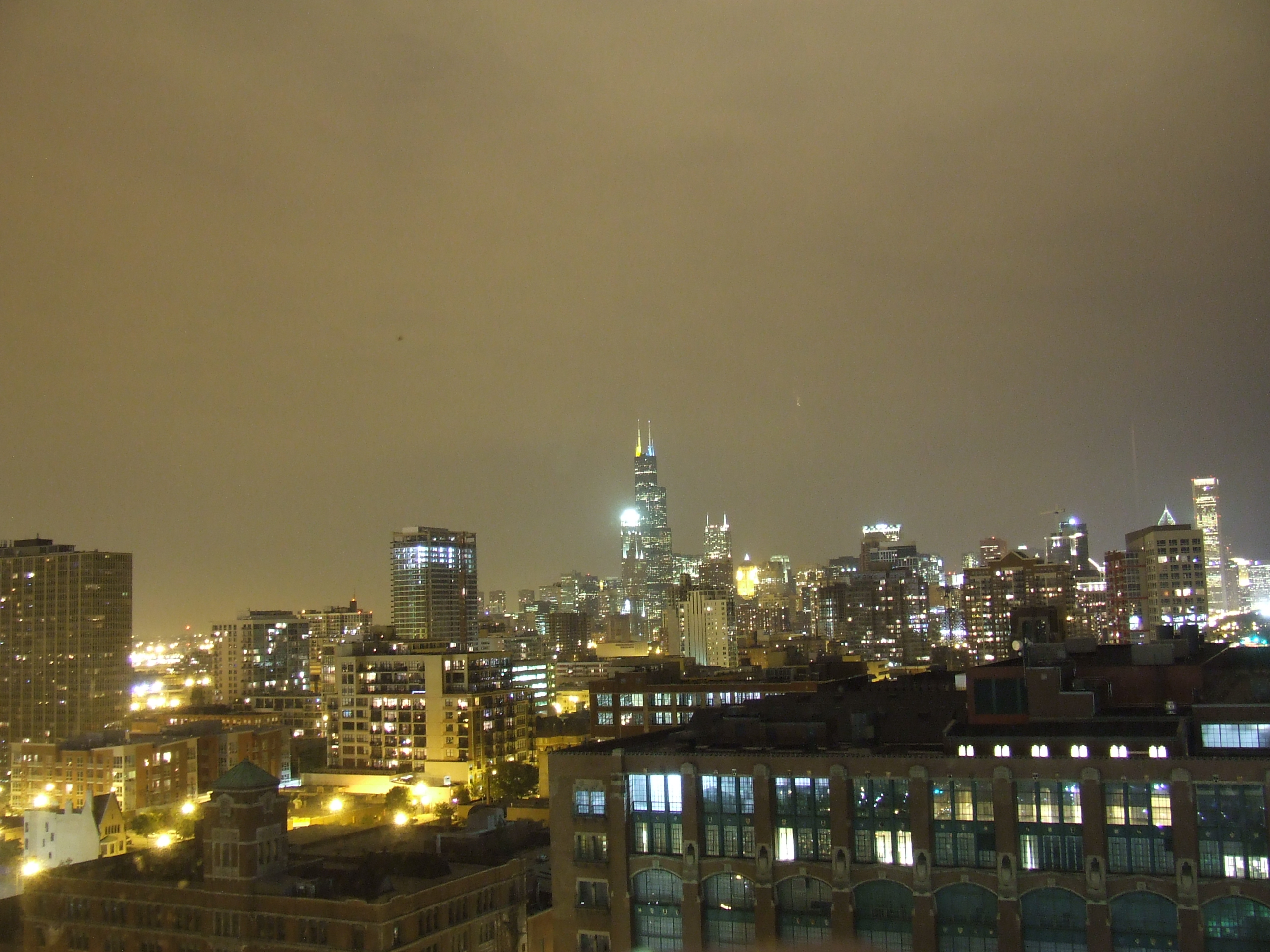What was once the Sears Tower