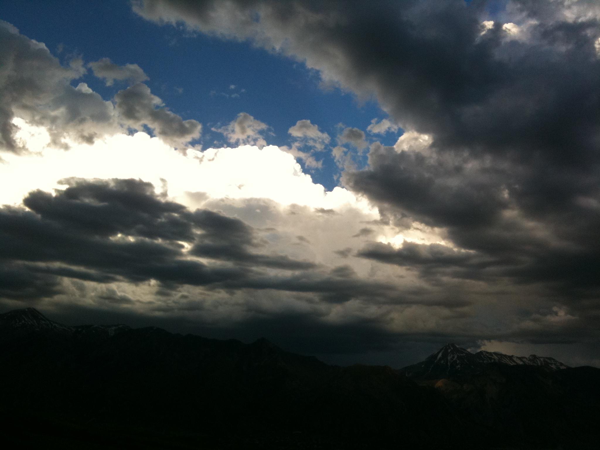 Draper Clouds