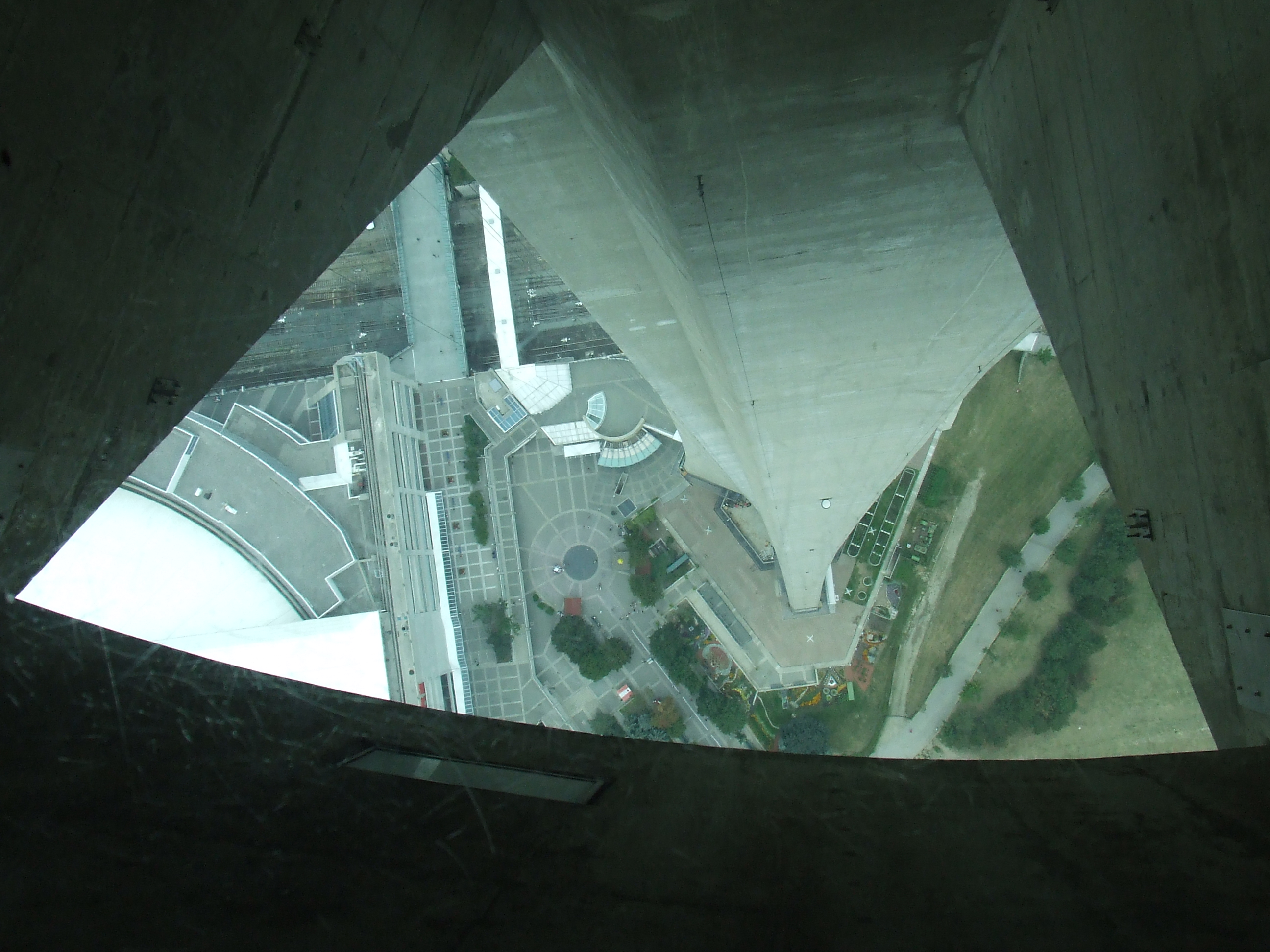 CN Tower Drop