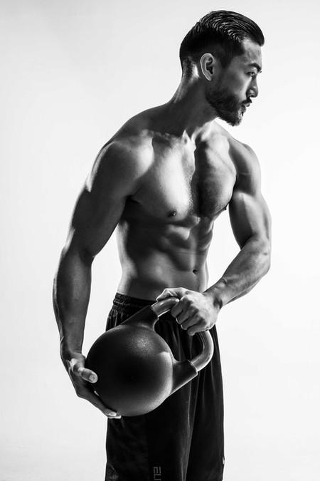 GQ Magazine Fitness