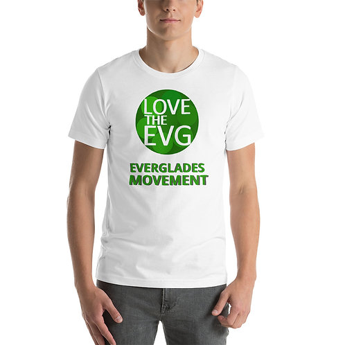 Love the Everglades Movement Tee