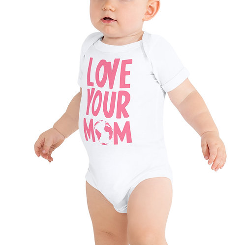 Love your Mom Baby One piece