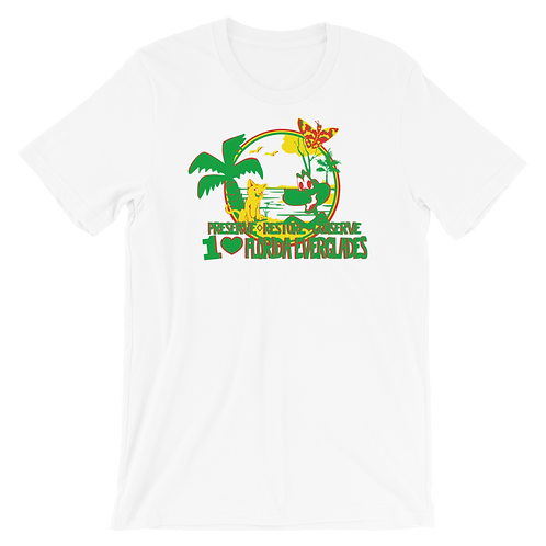Everglades Childrens design Tee