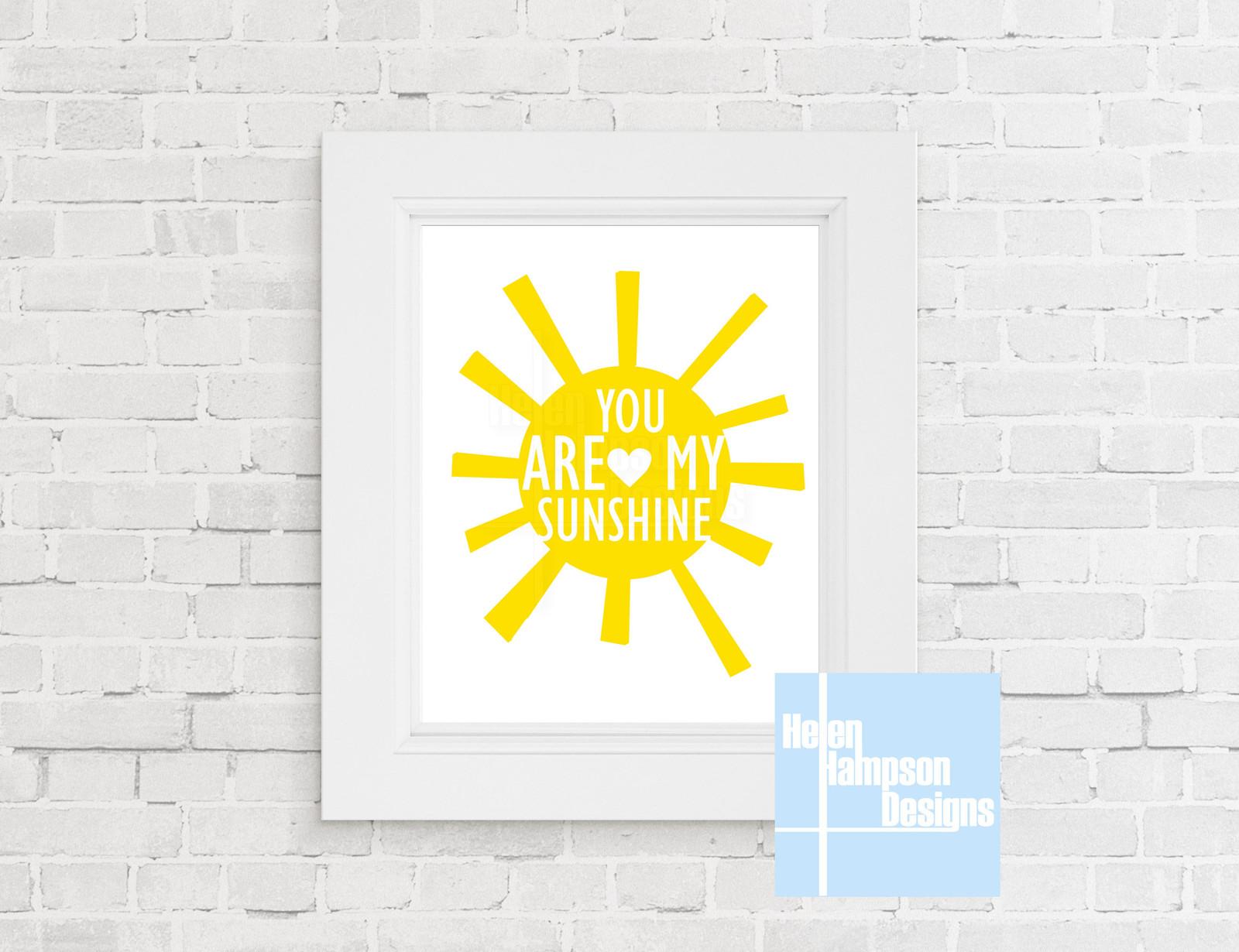 Childrens print | Manchester | HelenHampsonDesigns