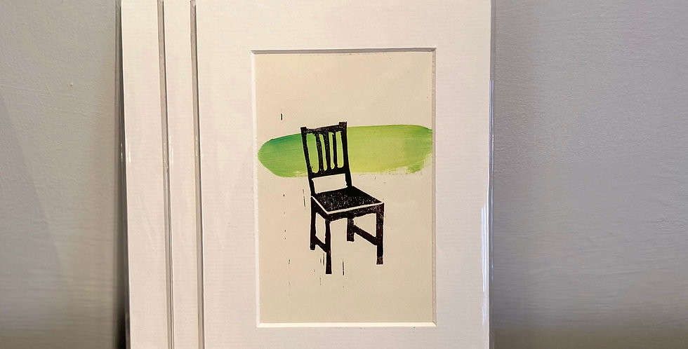 Lindsay Denning Original Lino Prints