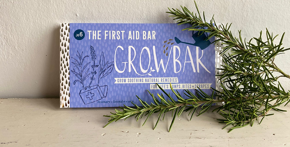 The First Aid Bar Growbar