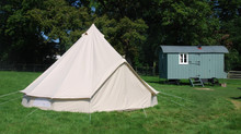 More than four? Add Pipit the bell tent